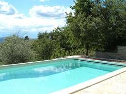 Quali permessi servono per una piscina in giardino - Piscina interrata permessi ...