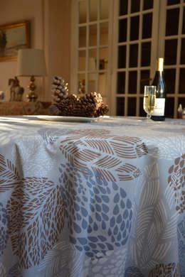 Projekty,  Gospodarstwo domowe zaprojektowane przez FLEUR DE SOLEIL