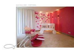 Projekty,   zaprojektowane przez Maria Raposo Interior Design