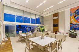 Comedores de estilo minimalista por Enrique Cabrera Arquitecto