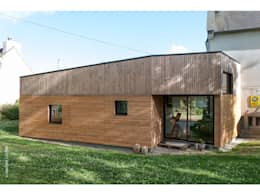 Houses by Jean-Charles CASTRIC - architecte D.P.L.G.