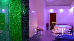 modern Spa by Studio Stefano Pediconi
