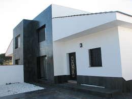 Puertas y ventanas de estilo moderno por AZD Diseño Interior