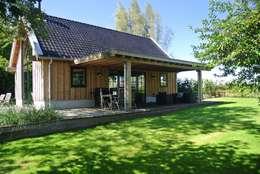 country Houses by landelijkebouwstijl
