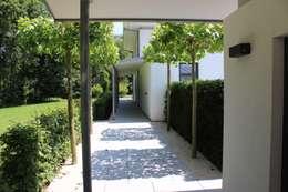 Projekty,  Ogród zaprojektowane przez Architekt Namberger