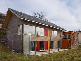 Maison Passive:  de style  par Atelier nova