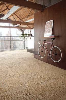 Walls & flooring by Interface Deutschland GmbH