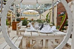 CO Mimarlık Dekorasyon İnşaat ve Dış Tic. Ltd. Şti. – Tavacı Recep Usta I: modern tarz Bahçe