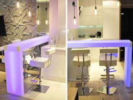 Projekt 5/34: styl , w kategorii Kuchnia zaprojektowany przez k.halemska