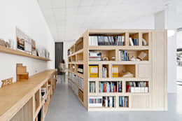 modern Study/office by ZEST Architecture