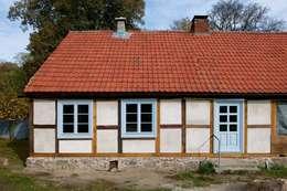 Casas de estilo rústico por Gabriele Riesner Architektin