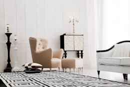 classic Living room by Fratelli Barri