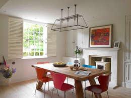 Comedores de estilo ecléctico por Concept Interior Design & Decoration Ltd