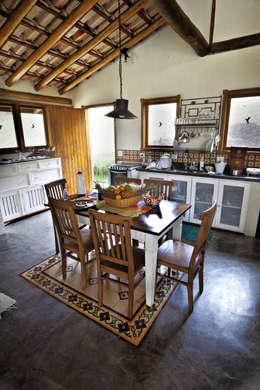 Дома в . Автор – Bianka Mugnatto Design de Interiores