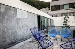 Terrace by P+0 Arquitectura