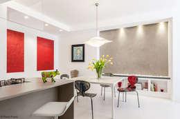 moderne Esszimmer von zero6studio - Studio Associato di Architettura