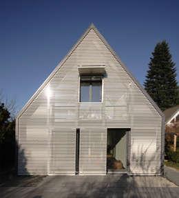 Гостиная в . Автор – Haack + Höpfner . Architekten und Stadtplaner BDA