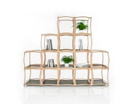 modern Living room by Architetto ANTONIO ZARDONI