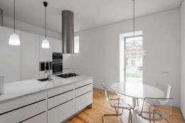 Projekty,  Kuchnia zaprojektowane przez Tiago do Vale Arquitectos