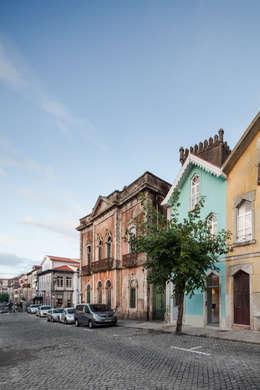 Дома в . Автор – Tiago do Vale Arquitectos