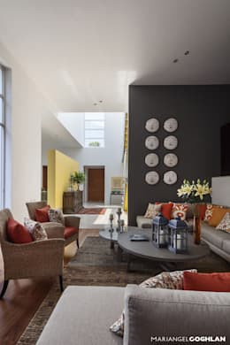 dekorative w nde 10 wege r ume stylish voneinander. Black Bedroom Furniture Sets. Home Design Ideas