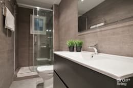 modern Bathroom by Dröm Living