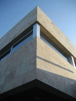 minimalistic Houses by ESTUDIO GEYA