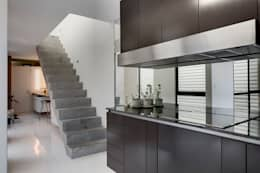 modern Kitchen by AT103