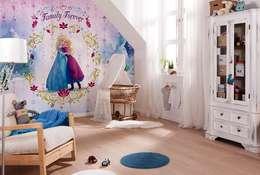 Muren & vloeren door Allwallpapers