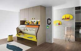 : moderne Kinderzimmer von homify