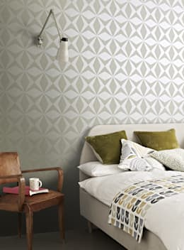 modern Bedroom by Prestigious Textiles