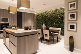 Eaton Mews North - Kitchen: modern Kitchen by Roselind Wilson Design