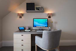 klasieke Slaapkamer door Roselind Wilson Design