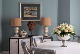 Столовые комнаты в . Автор – Roselind Wilson Design