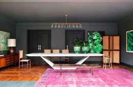 modern Dining room by STUDIO GUILHERME TORRES
