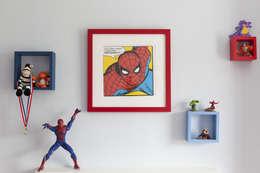 modern Nursery/kid's room by Roselind Wilson Design