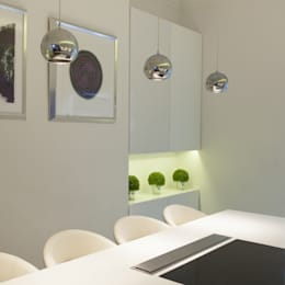 Roselind Wilson Design: modern tarz Mutfak