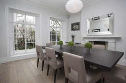 Salle à manger de style de style Moderne par Roselind Wilson Design