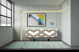 Moderne Wohnzimmer Von Homara