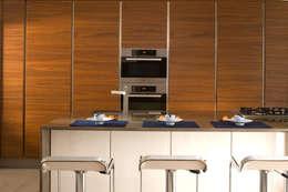 Projekty,  Kuchnia zaprojektowane przez Roselind Wilson Design