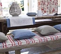 Comedores de estilo moderno por Prestigious Textiles
