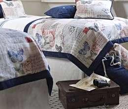 Habitaciones de estilo clásico por Prestigious Textiles