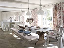 classic Dining room by Prestigious Textiles