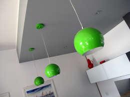modern Kitchen by Matteo Verdoia Architetto