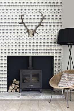 modern Living room by Prestigious Textiles