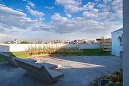 Roof Garden: Casas de estilo  por MOCAA