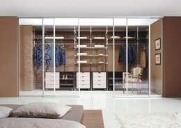 moderne Schlafzimmer von Sliding Wardrobes World Ltd