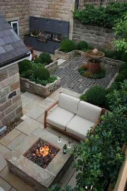 Сады в . Автор – Bestall & Co Landscape Design Ltd