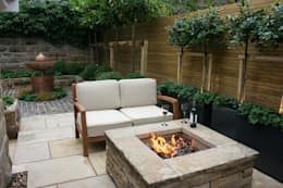 Taman by Bestall & Co Landscape Design Ltd