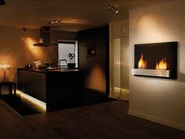 SAFRETTI: Salas de estilo moderno por ELEMENTO 3 / SAFRETTI/ HORUS/ ALPHENBERG/ JESS/ OI SIDE /ARKIT